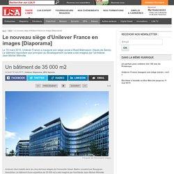 Un bâtiment de 35 000 m2 - Le nouveau siège d'Unilever France en images [Diaporama]