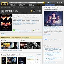 Batman (1989