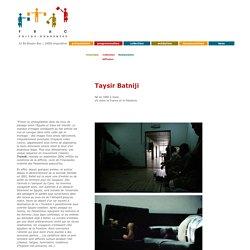 Taysir Batniji, collection FRAC Poitou-Charentes