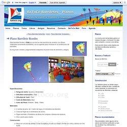 BaToCo Barriletes - Planos: Plano Barrilete Rombo