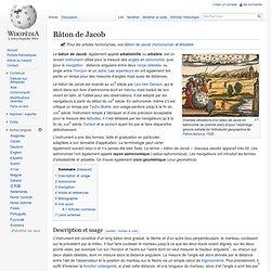 Bâton de Jacob