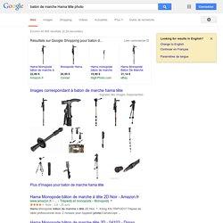 baton de marche hama tête photo - Recherche Google
