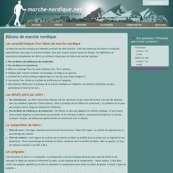 Bâtons de marche nordique - www.marche-nordique.net