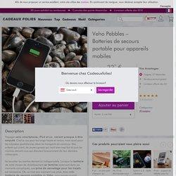 Veho Pebbles – Batteries de secours portable pour appareils mobiles