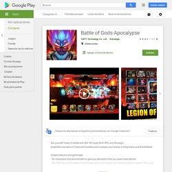 Battle of Gods-Apocalypse - Apps en GooglePlay