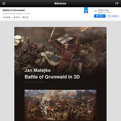 Battle of Grunwald on the Behance Network