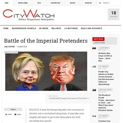 Battle of the Imperial Pretenders