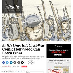 'Battle Lines' Is A Civil-War Comic Hollywood Can Learn From
