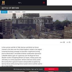 Battle of Britain - World War II