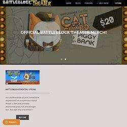 BattleBlock Theater - by The Behemoth