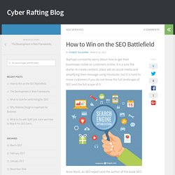How to Win on the SEO Battlefield