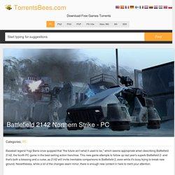 Battlefield 2142 Northern Strike