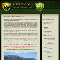 Battlemoor - Moutain Crusades