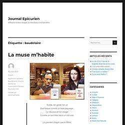 baudelaire – Journal Epicurien