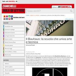 Il Bauhaus: la scuola che univa arte e tecnica