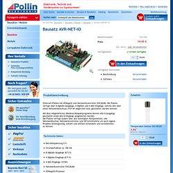 Bausatz AVR-NET-IO - Bausätze / Module - Bausätze -