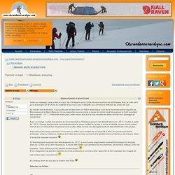 Appareil photo et grand froid [Forum Ski de Randonnée Nordique - Bavardages]