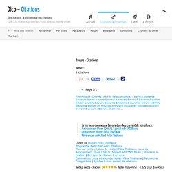 Citation bavure - 3 citations sur le thème bavure - Dicocitation