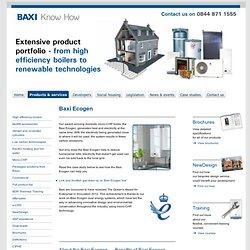 Baxi Ecogen