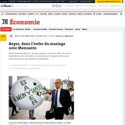 Bayer, dans l'enfer du mariage avec Monsanto