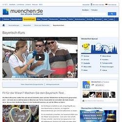 Bayerischer Sprachkurs München - das offizielle Stadtportal muenchen.de