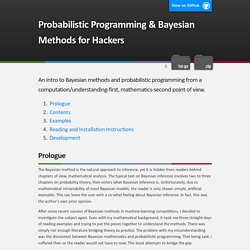 bayesian methods for hackers pdf