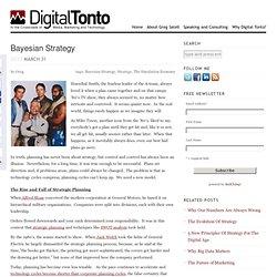 Bayesian Strategy