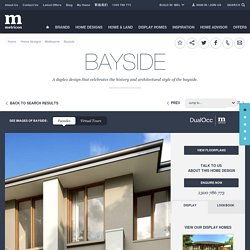 The Bayside Home - Browse Customisation Options