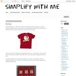 Simplifying Radicals: Bazinga