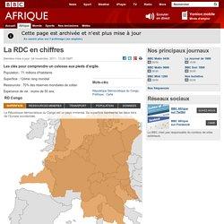 BBC Afrique - Afrique - La RDC en chiffres