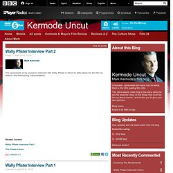 Mark Kermode's film blog