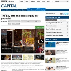 Capital - The pay-offs and perils of pay-as-you-wish