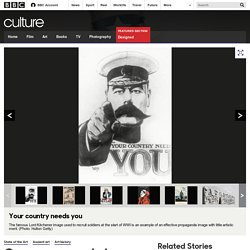 Culture - Can propaganda be great art?
