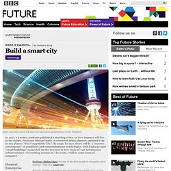 Future - Build a smart city