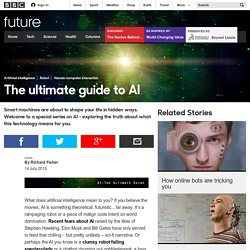 The ultimate guide to AI