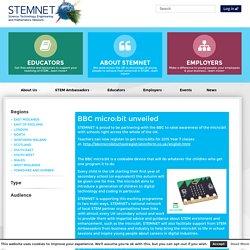 BBC micro:bit unveiled