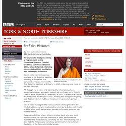 BBC - My Faith: Hinduism