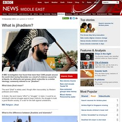 What is jihadism?