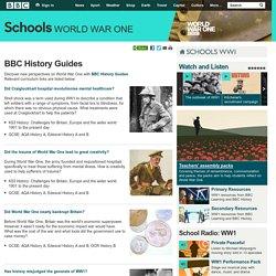 BBC Schools - BBC History Guides