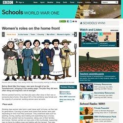 BBC Schools - Home front