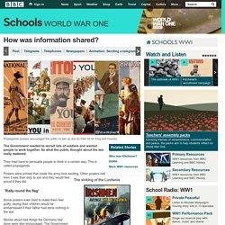 BBC Schools - Propaganda