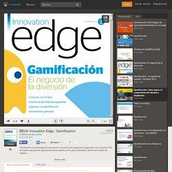 BBVA Innovation Edge. Gamificacion