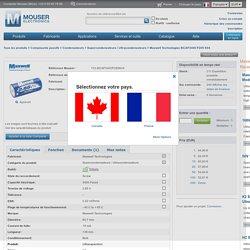 BCAP3400 P285 K04 Maxwell Technologies