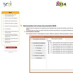 BCDI 2014