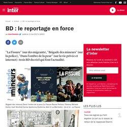 BD : le reportage en force