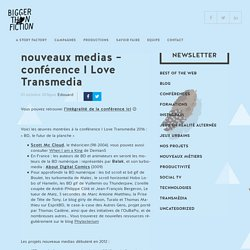 BD numérique et nouveaux medias