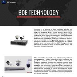 BDE Technology