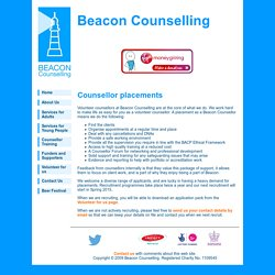 Beacon Counselling