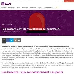 Les beacons vont-ils révolutionner l'e-commerce?