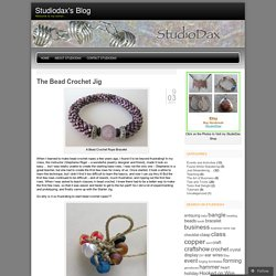 The Bead Crochet Jig